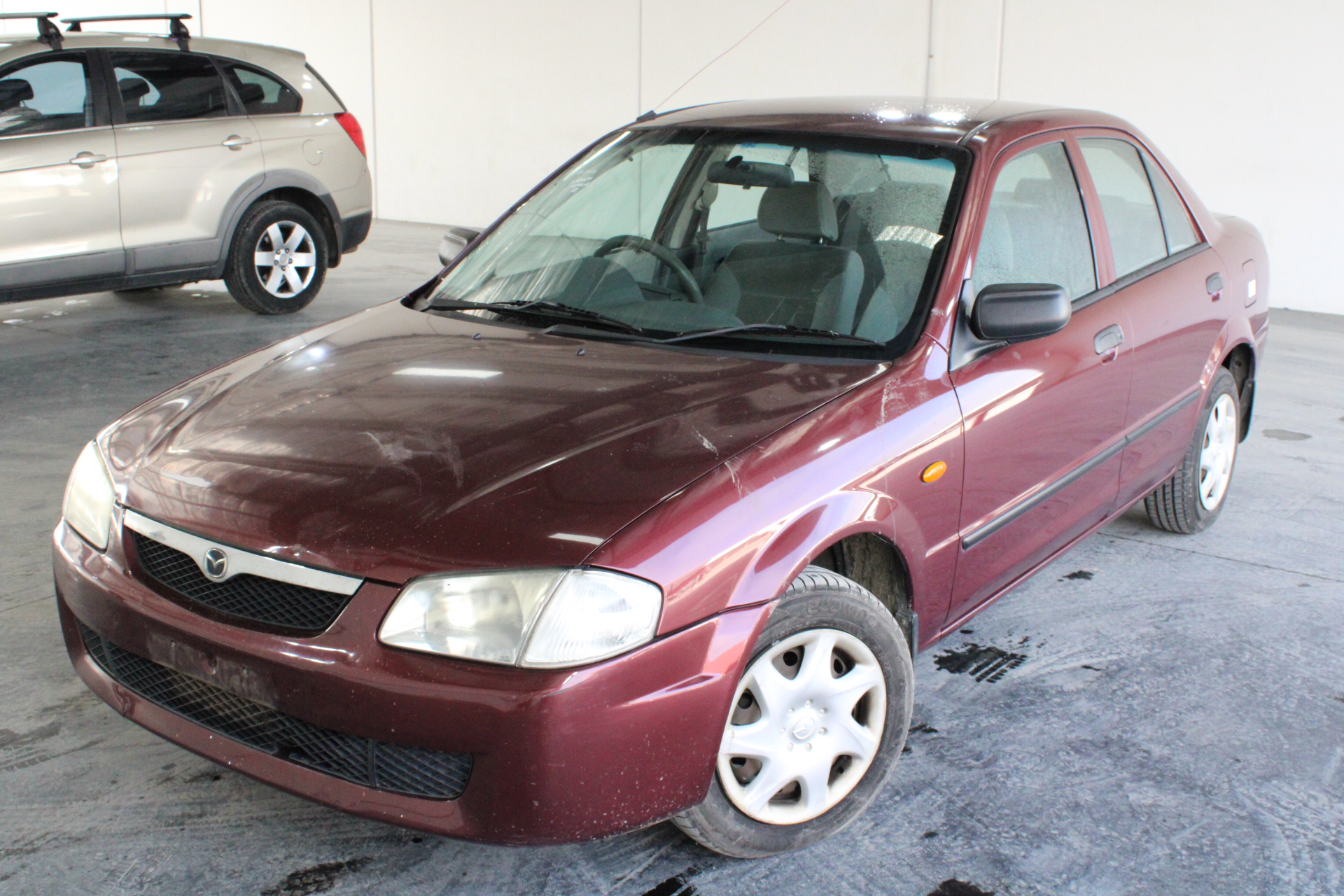 1998 Mazda 323 Protege BJ Automatic Sedan