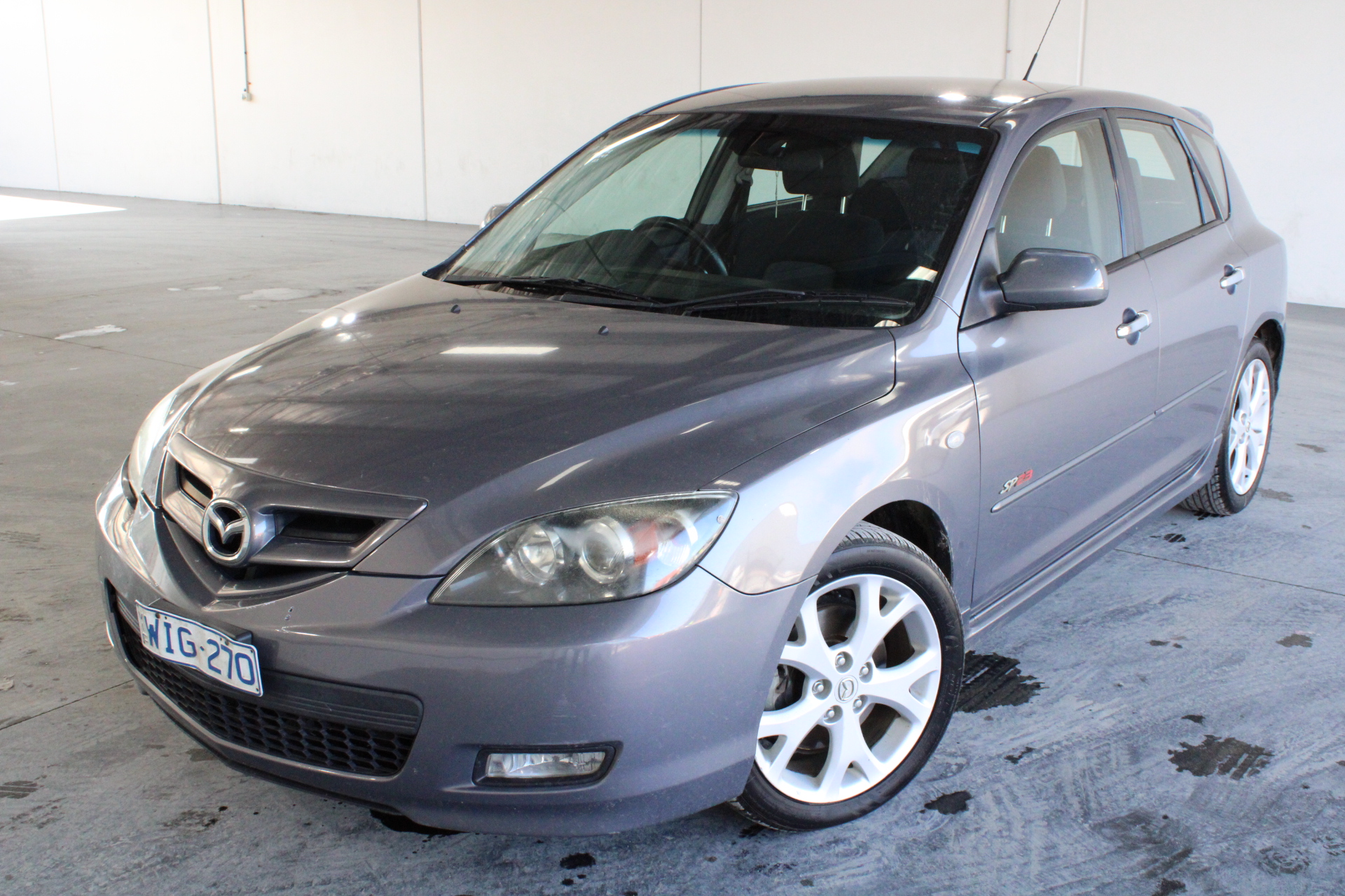 2008 Mazda 3 SP23 BK Automatic Hatchback