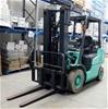 MITSUBISHI Ride-on Counter Balance Forklift