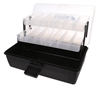 PVC Cantilever Tackle Box 28x15x15cm. Buyers Note - Discount Freight Rates