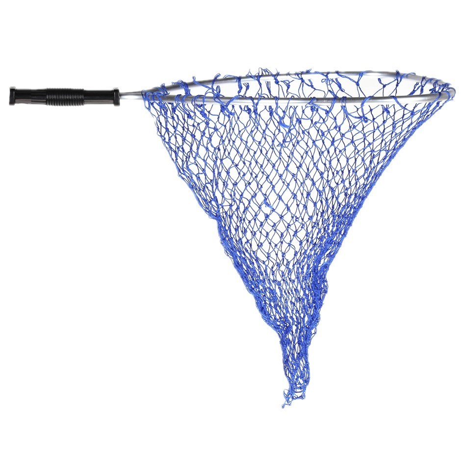 4 x Kayak Fishing Nets 40cm with Elasticated Cord & Hook. Buyers Note - Dis