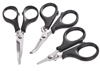 3 x Assorted Fishing Line & Hook Removing Scissors. Buyers Note - Discount