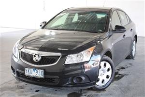 2011 Holden Cruze CD JH Automatic Sedan