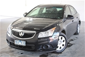 Unreserved 2011 Holden Cruze CD JH Automatic Sedan