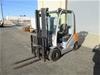 USED Still RX70-25 4 Wheel Gas / Hybryid 2.5T Forklift