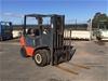 <p>Nissan Samsung SF25L Counterbalance Forklift&nbsp;</p>