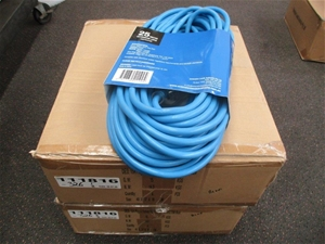 2 Cartons of 25m Extension Leads HD
