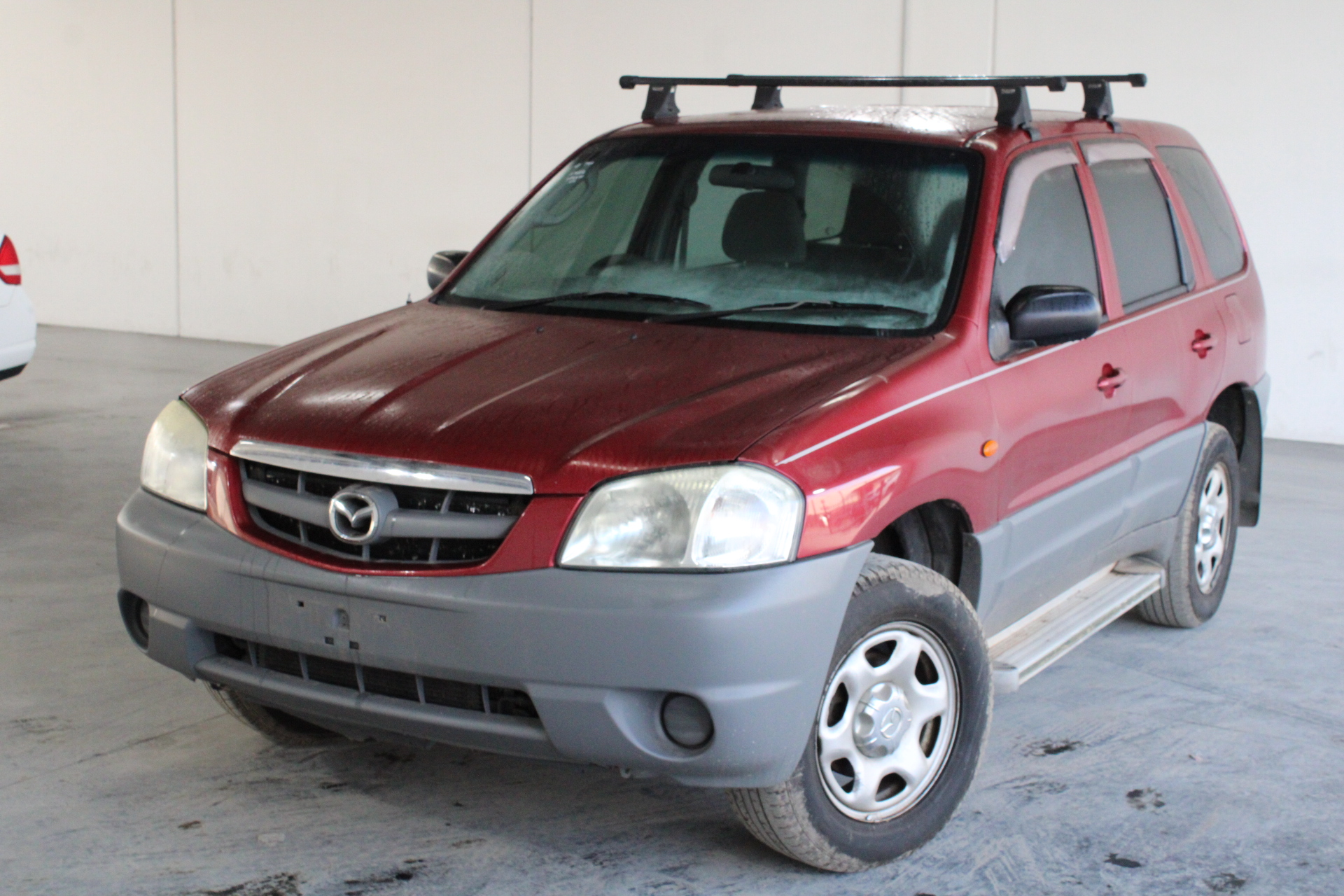 2002 Mazda Tribute Limited Automatic Wagon