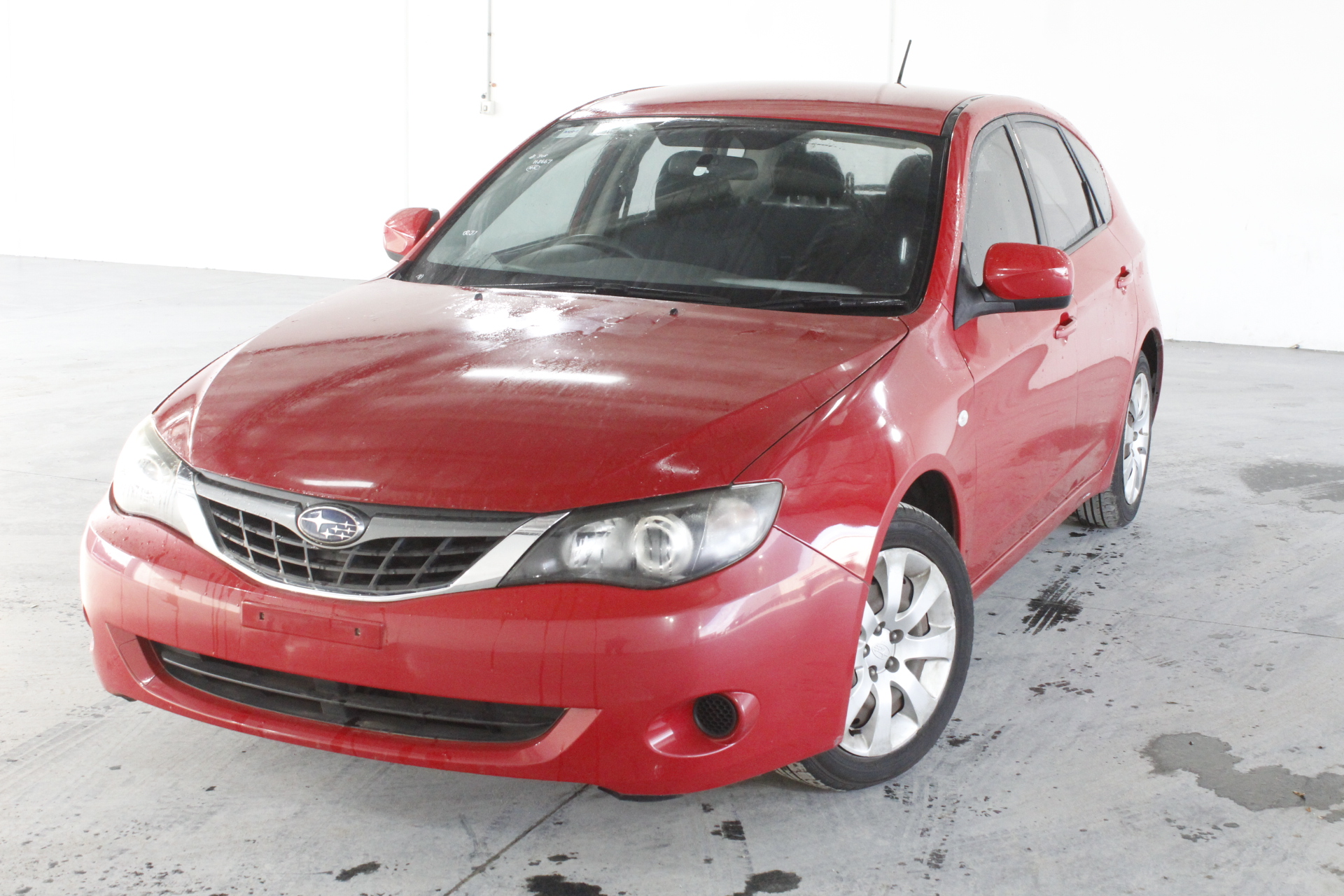 2007 Subaru Impreza R (AWD) G3 Automatic Hatchback