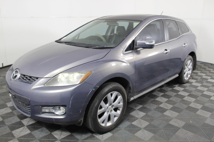 2006 Mazda CX-7 Luxury (4x4) Automatic Wagon