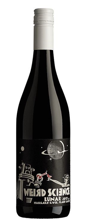 Weird Science Lunar Shiraz Tempranillo 2017 (12 x 750mL) Margaret River, WA