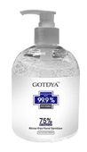 24 x GOTDYA 500ml Hand Sanitizers 75% Alcohol - QLD Pickup