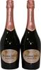 Perrier Jouet Blason Rose Champagne Rose NV (2x 750mL), France. Cork