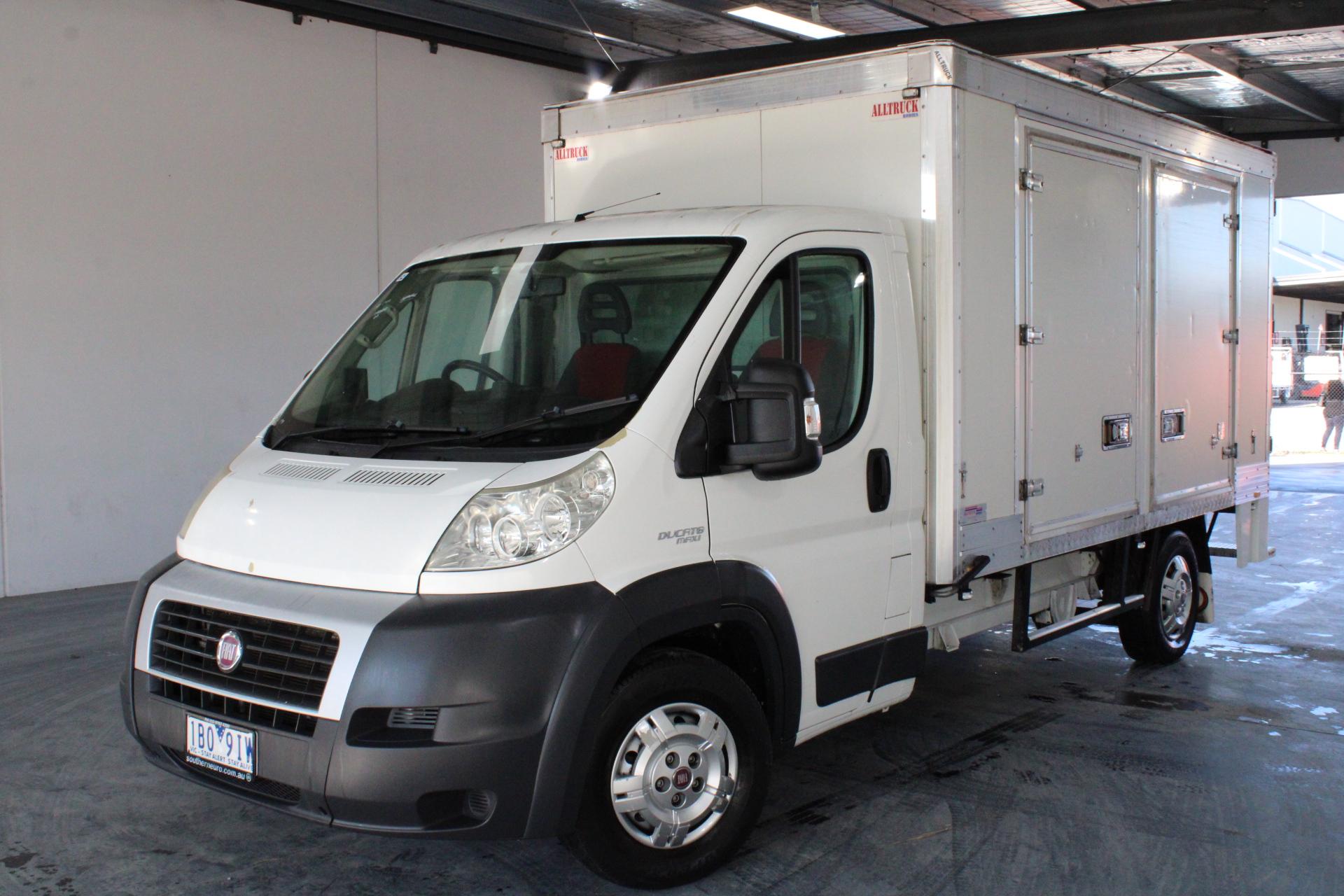 2013 Fiat Ducato Automatic Van