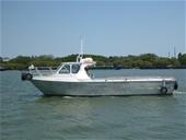 10m Aluminium Workboat