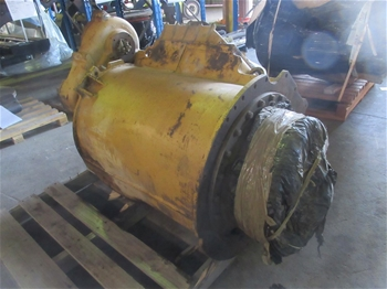 2x Caterpillar 657B & 651B Scraper Transmission