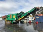 Unreserved McCloskey Jaw Crushers, Hino Service Trucks