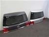 Qty 2 x Toyota 200 Series Rear Upper Doors