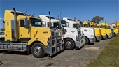 Unreserved Prime Movers, Tippers & Trailers Auction