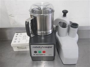 Robot coupe r301 ultra d auction 0039 7000113 graysonline australia - Robot coupe r301 occasion ...