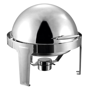 SOGA 6L Stainless Steel Chafing Food War