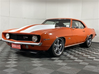 1969 Chevrolet Camaro Automatic Coupe