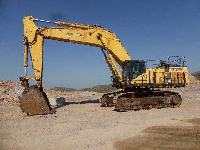 2003 Komatsu PC1250-7 Hydraulic Excavator