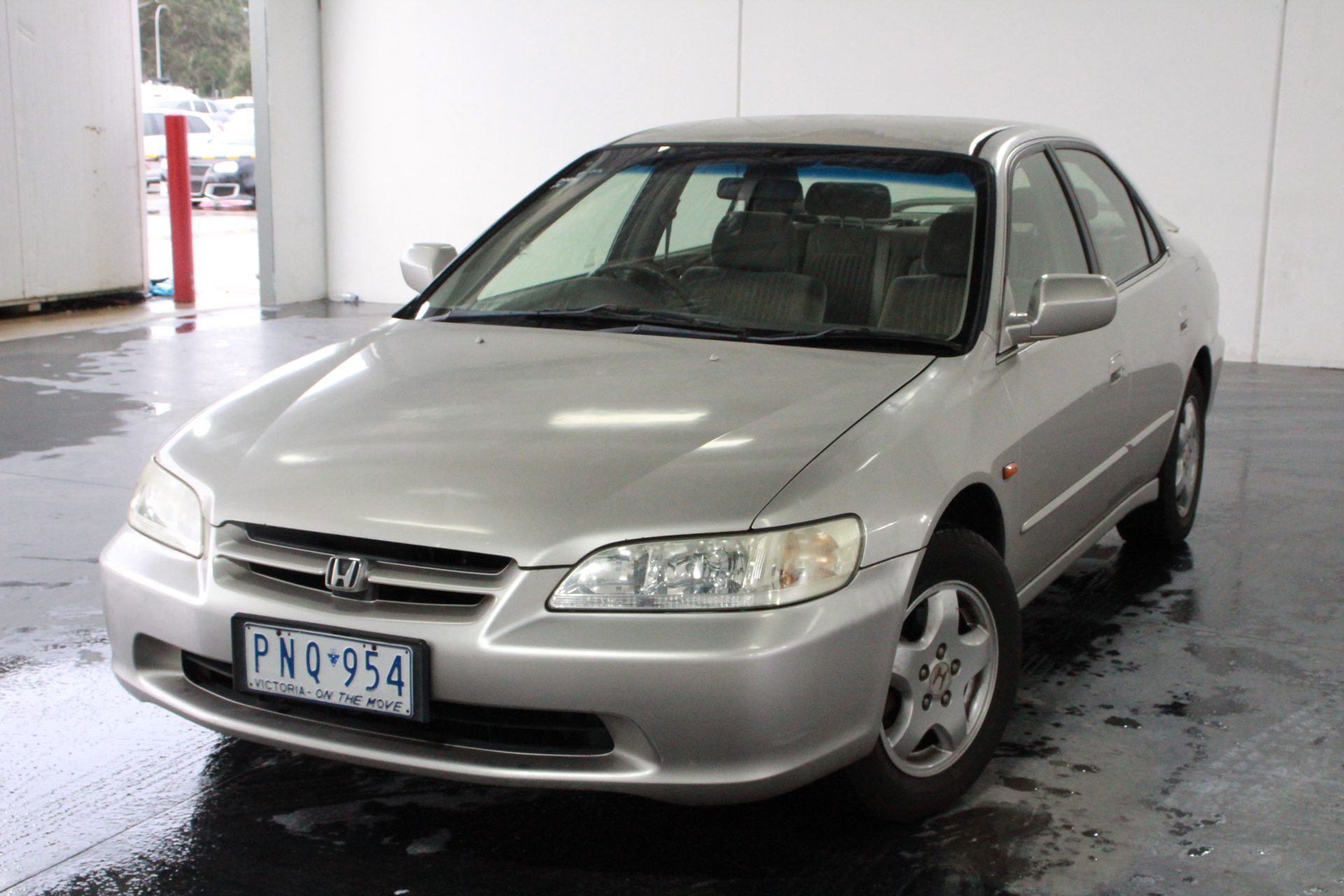 1999 Honda Accord V6-L 6th Gen Automatic Sedan (WOVR)