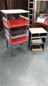 2 x Assorted Shelves