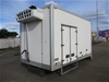 Summer Cool Refrigerated Truck Body