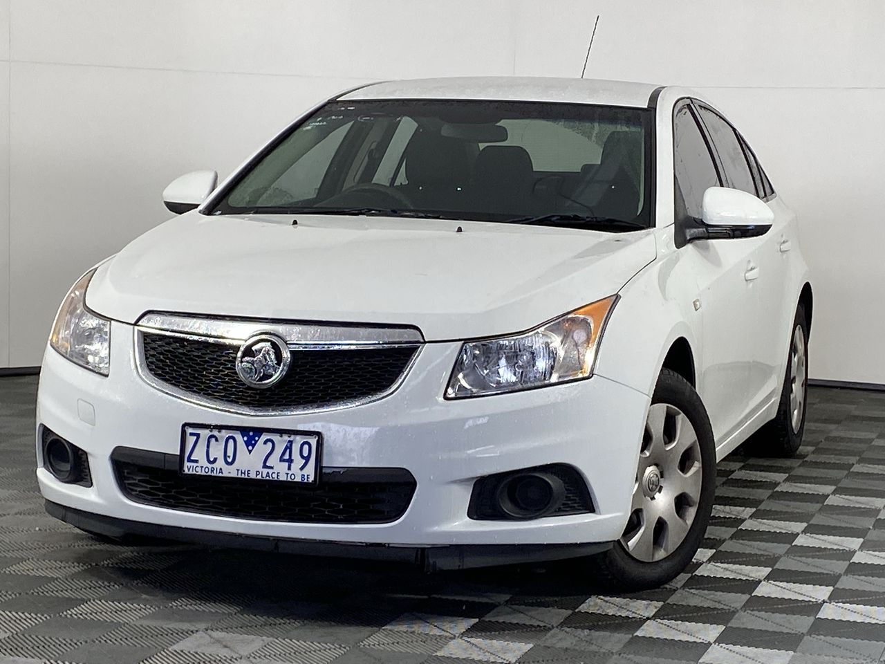 2012 Holden Cruze CD JH Automatic Sedan