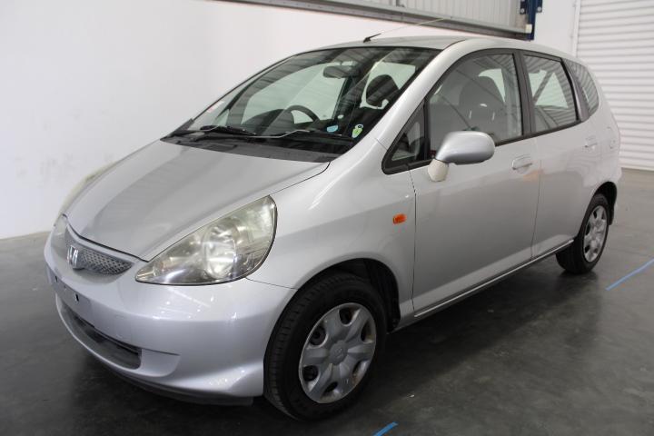 2005 Honda Jazz VTi Automatic Hatchback
