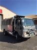 <p>2014 Isuzu Nps 300 4 x 4 Cab Chassis Truck</p>