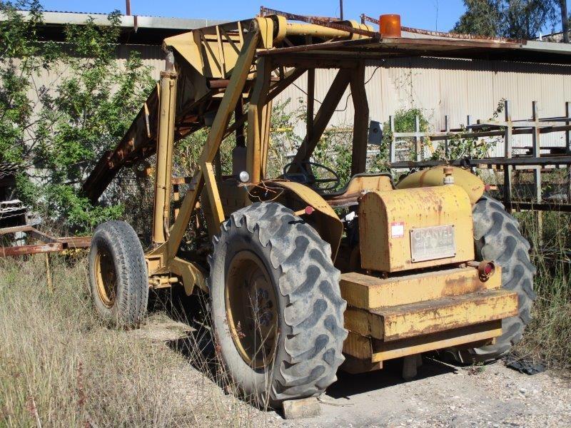 Ford 94000 Yard Crane