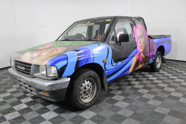 1993 Holden Rodeo Manual Ute