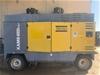 2011 Atlas Copco XAMS1150 CD7 Diesel Towable Air Compressor (Karratha)