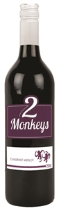 2 Monkeys Cabernet Merlot 2020 (12 x 750