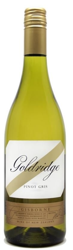 Goldridge Reserve Pinot Gris 2020 (12 x 750mL) NZ