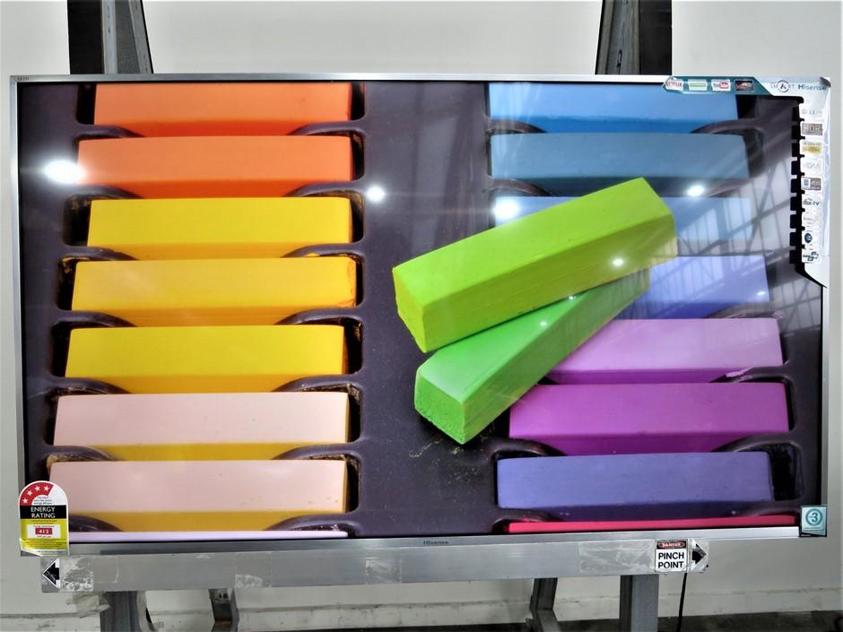 Hisense 55M7000UWG 55 Inch 140cm Smart 4K ULED LCD TV
