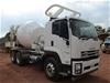 2019 Isuzu FGYMV 6 x 4 Concrete Agitator Truck