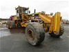 2006 Caterpillar 16H Motor Grader with 16' Blade and Tynes