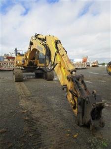 2012 Komatsu PC350LC-8 Hydraulic Excavat