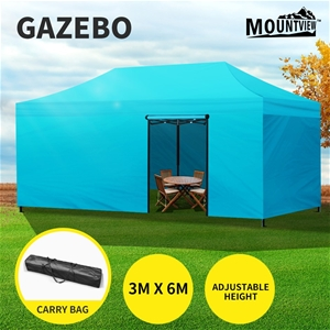Mountview Gazebo Pop Up Marquee 3x6m Can