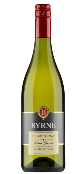 Byrne Estate Grown Chardonnay 2019 (6 x 750mL) SA