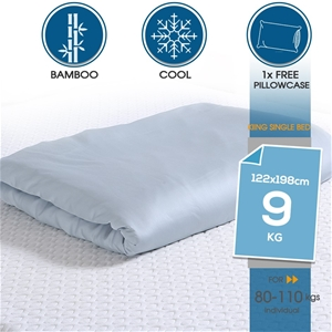 DreamZ 9KG Anti Anxiety Weighted Blanket