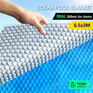6.5x3M Real 500 Micron Solar Swimming Po
