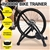 Bicycle Trainer Stand Indoor Bike Training Rack Portable Home Cycling