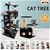 PaWz 1.98M Cat Scratching Post Tree Gym House Condo Furniture Scratcher