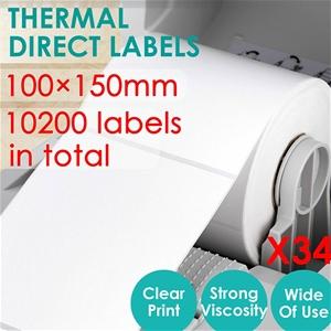 Direct Thermal 100x150mm 4x6 Printing Po