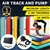 6x1M Air Track Inflatable Mat Airtrack Tumbling Electric Air Pump
